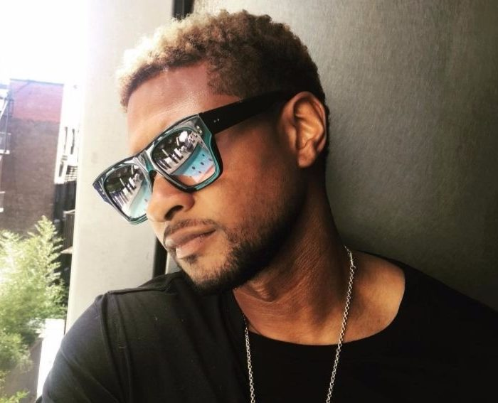Usher Burnin' People With Herpes?