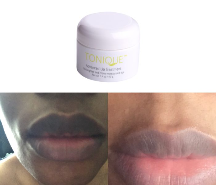 Review of Tonique ADVANCED LIP LIGHTENING FORMULA