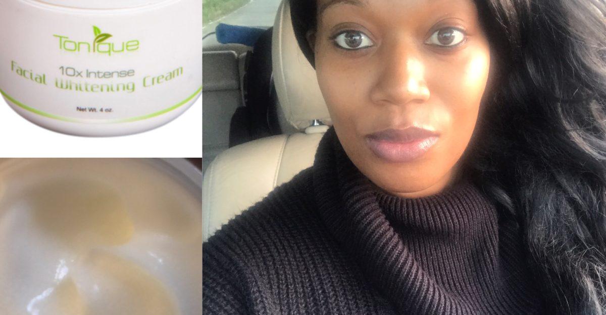 Tonique Facial Whitening Cream