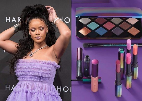 Fenty Beauty Holiday Collection Coming Soon