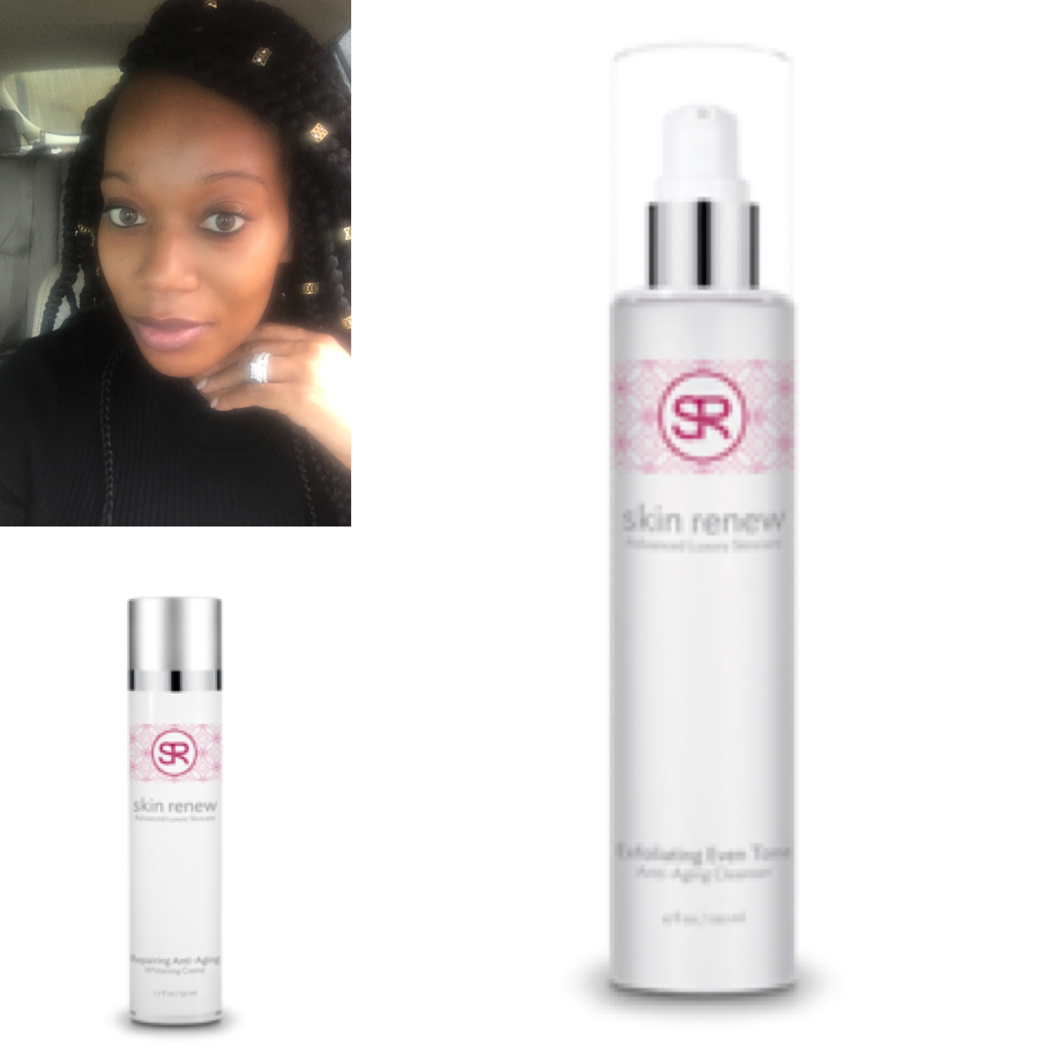 Review of Tonique Brightening Anti-aging Cleanser & Brightening Anti-aging creme