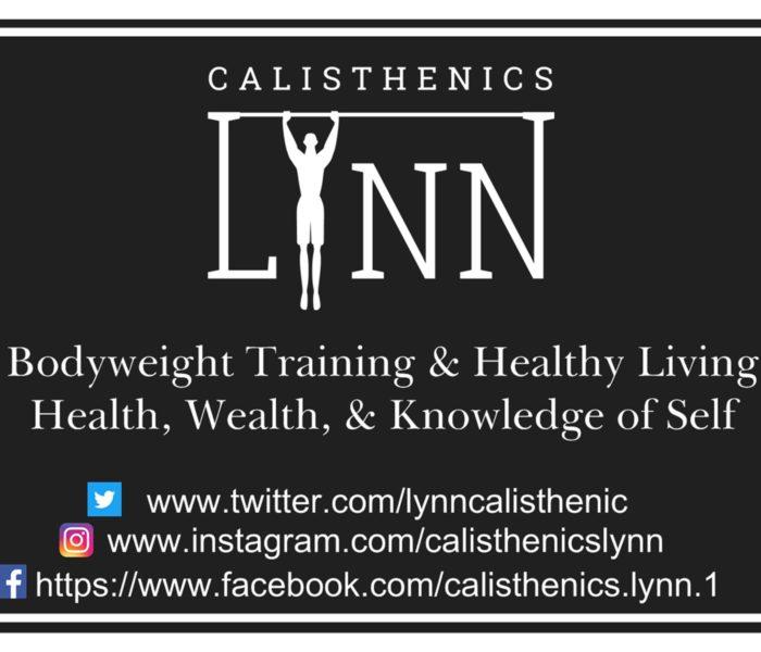 Calisthenics Lynn