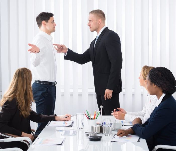 Could You be a Victim of Workplace Bullying?